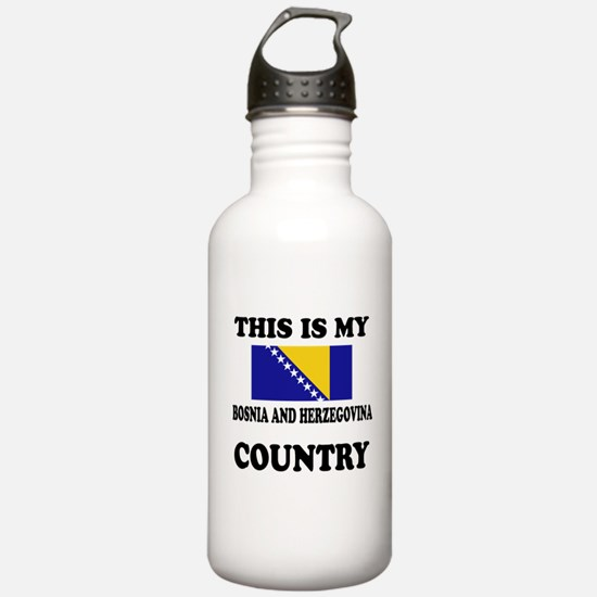 This Is My Bosina And Water Bottle