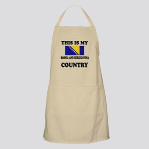 This Is My Bosina And Herzegovina Country Apron