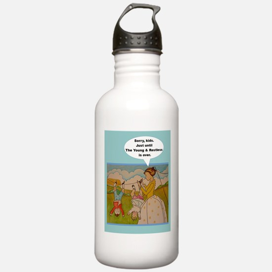 Y & R - Anti-helicopter Parenting Water Bottle