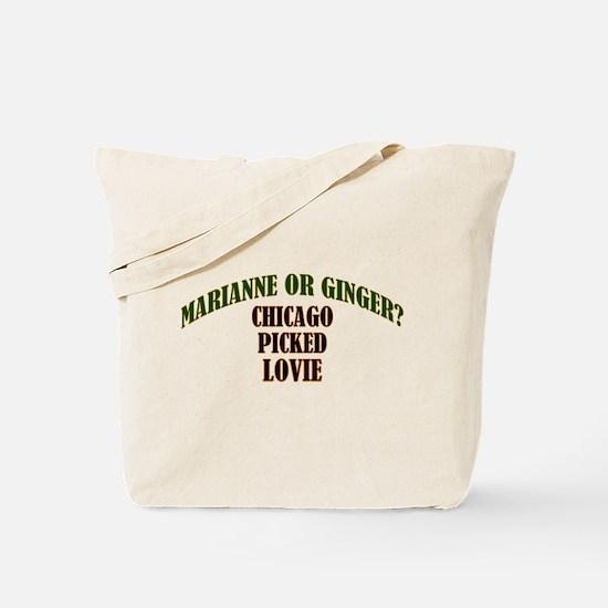 Lovie Tote Bag