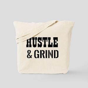 Hustle & grind Tote Bag