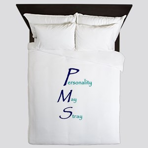 personality may stray Queen Duvet