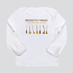 BROOMSTICK PARKING Long Sleeve T-Shirt