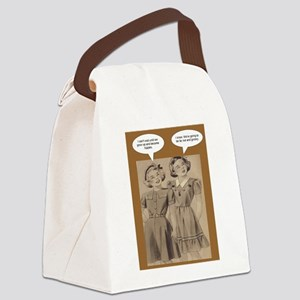 Future Hippies Canvas Lunch Bag