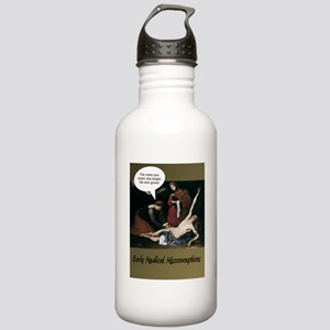 Funny Medical Misconceptions Water Bottle