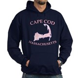 Cape cod Dark Hoodies