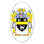 Sheppard Sticker (Oval 50 pk)