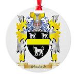 Shepherd Round Ornament