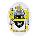Shepherd Oval Ornament