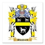 Shepheard Square Car Magnet 3