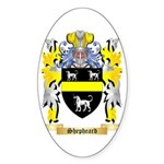 Shepheard Sticker (Oval 50 pk)