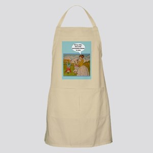 Anti-Helicopter Parenting Apron