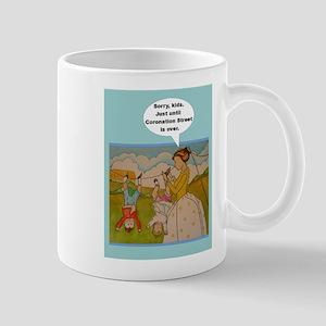 Anti-Helicopter Parenting Mug