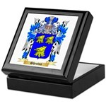 Shenton Keepsake Box