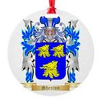 Shenton Round Ornament