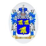 Shenton Oval Ornament