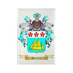 Shelvin Rectangle Magnet (100 pack)