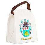 Shelvin Canvas Lunch Bag