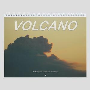Emerald Isle Volcano Wall Calendar
