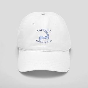 Preppy Vintage Blue Cape Cod Cap