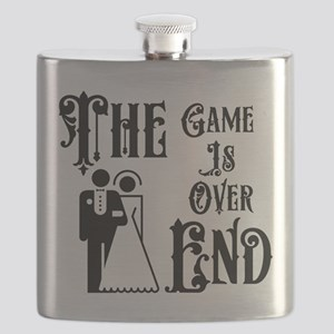Game Over Getting Married Flask