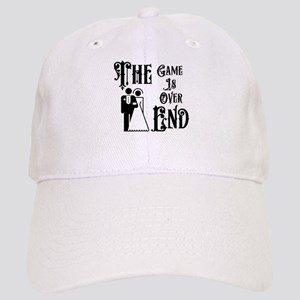 Game Over Getting Married Cap