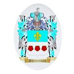 Sheinerman Oval Ornament