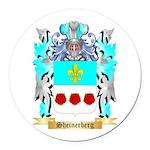 Sheinerberg Round Car Magnet