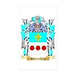 Sheinerberg Sticker (Rectangle 50 pk)