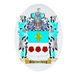 Sheinerberg Oval Ornament