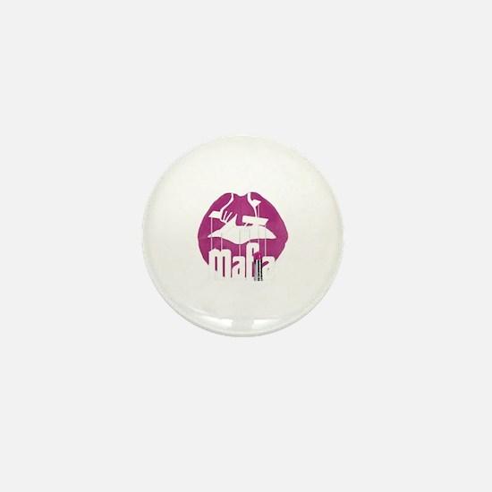Unique Mafia Mini Button