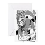 Design 160401 Greeting Cards