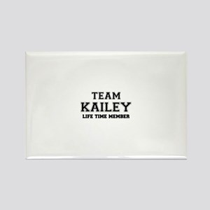 Team KAILEY, life time member Magnets