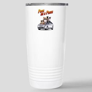 Pugs on a Prius Mugs
