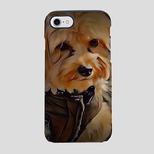 Copper with coat iPhone 8/7 Tough Case