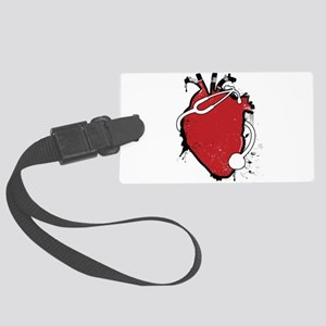 anatomical stethoscope Luggage Tag