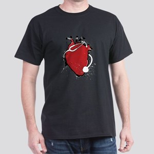 anatomical stethoscope T-Shirt