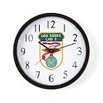 USS Essex (LHD 2) Wall Clock