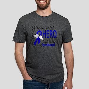 Colon Cancer HeavenNeededHero1 T-Shirt
