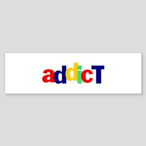 eBay Addict Bumper Sticker