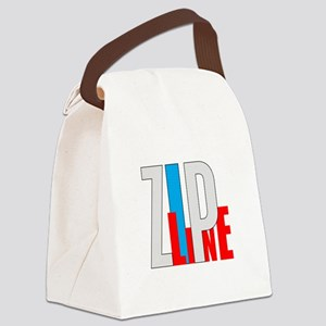 Zipline Canvas Lunch Bag