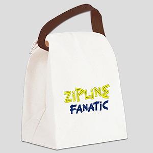 Zipline Canvas Lunch Bag