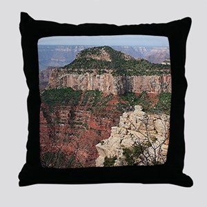 Grand Canyon North Rim, Arizona 2 Throw Pillow