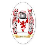 Sheils Sticker (Oval 10 pk)