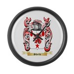 Sheils Large Wall Clock