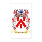 Sheffield Sticker (Rectangle 10 pk)
