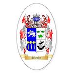 Sheehy Sticker (Oval 50 pk)