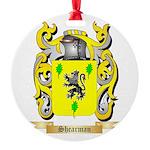 Shearman Round Ornament