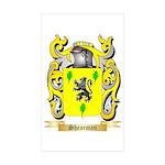 Shearman Sticker (Rectangle 50 pk)