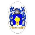 Shearer Sticker (Oval)